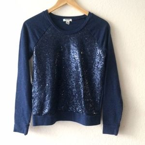 Old Navy Sequin Sweater